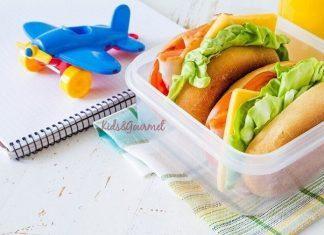 Sağlıklı beslenme çantası