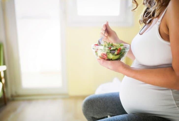 Hamilelikte nasıl beslenmeli