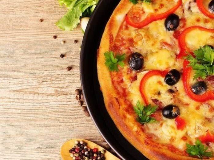 Nohut unlu kolay pizza 2 yaş ve sonrası