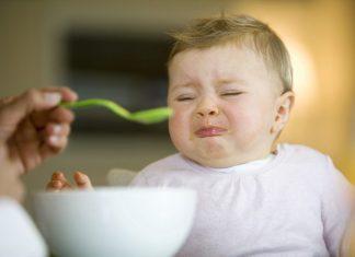 Çocuklarda yemek yememe problemi