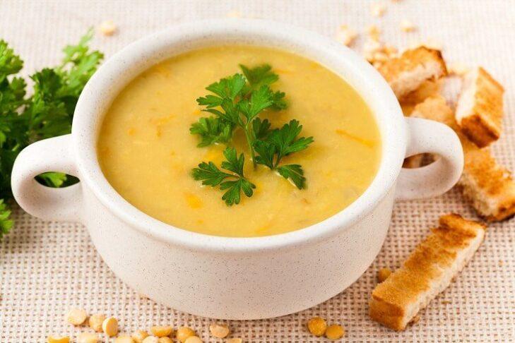 Mercimek çorbası 8 ay ve sonrası çocuklar için