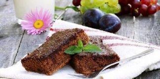 Kakaolu glütensiz kek 2 yaş ve üzeri çocuklar için