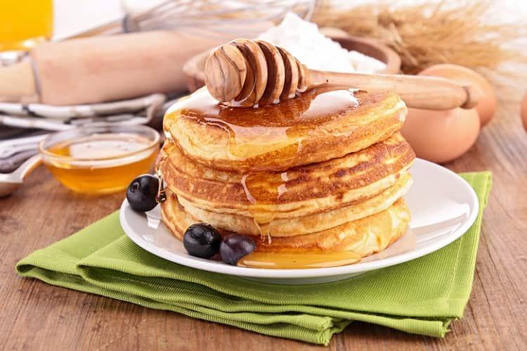 Yulaf sütlü pancake 8 ay ve sonrası süt alerjisi olan çocuklar için