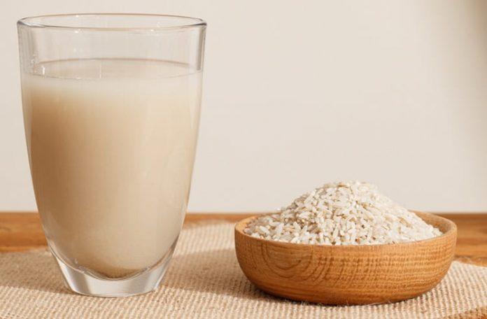 Pirinç sütü sübyesi 6 ay ve sonrası bebekler için