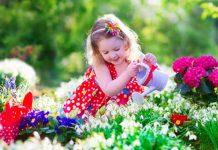 Bu güzel bitkiler çocukları zehirleyebilir!