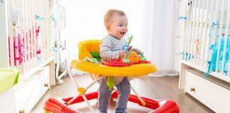 Bebeğim büyürken yürüteç kullanmalı mıyım?