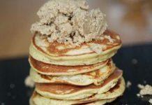 Glütensiz muzlu pancake 1 yaş sonrası çocuklar için