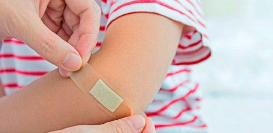 Çocuklarda kesik, sıyrık, böcek sokması, kene ısırması durumunda ilk yardım