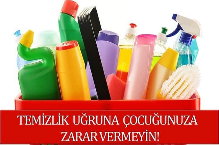 Deterjan kullanımında dikkat edilmesi gerekenler!