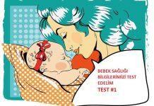 Bebek sağlığı konusundaki bilgilerinizi test edin