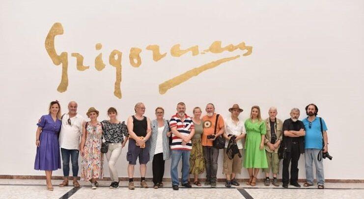 15. Uluslararası Lucian Grigorescu Sanat Çalıştayı izlenimlerim