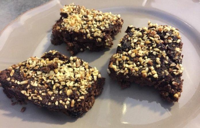 Vegan brownie tarifi 1 yaş sonrası çocuklar için