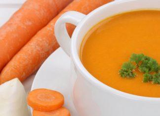 Havuç çorbası 9 ay ve sonrası çocuklar için