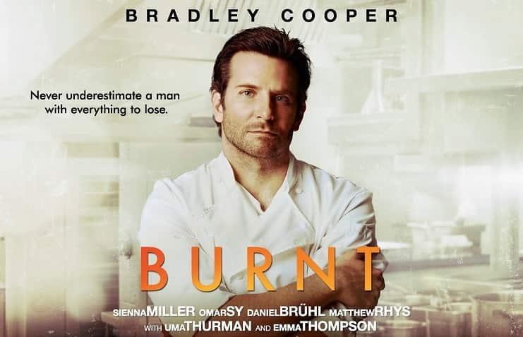 Burnt (Çok Pişmiş) ve mercimek köftesi