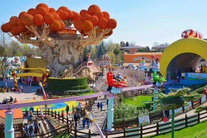Çocuklarla gezilebilecek Avrupa'daki en güzel tema parkları