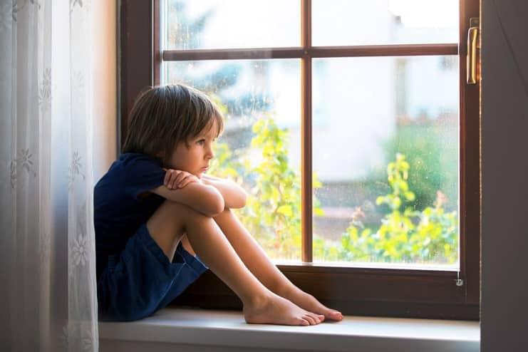 Çocuklarda ankisiyete bozukluğu sık görülüyor!