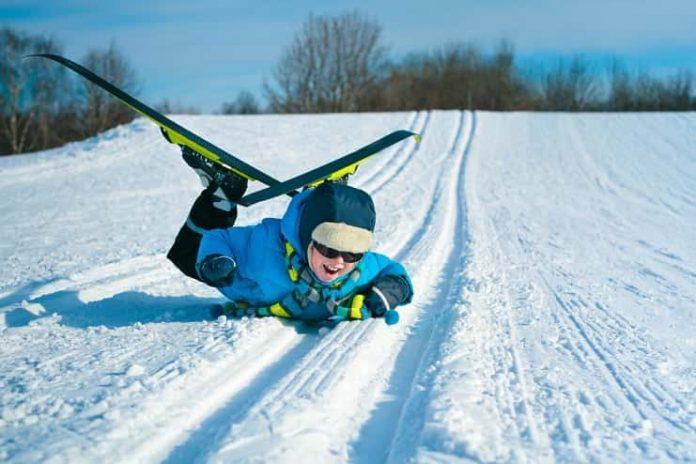 Kış sporu yaparken bunlara dikkat edin!