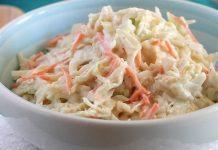 Coleslaw salatası tarifi 4 yaş sonrası
