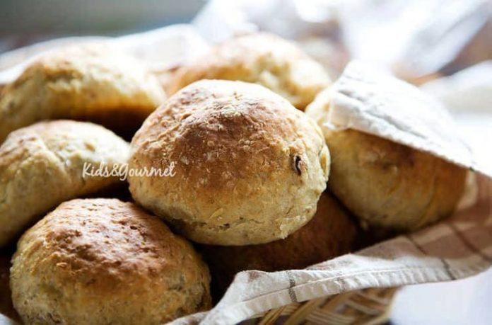 Ev yapımı ekmek 8 ay ve sonrası çocuklar için