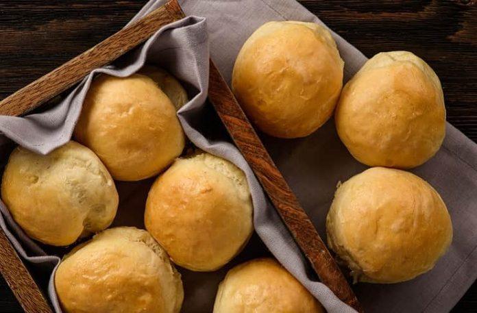 Ev yapımı kolay sandviç ekmeği