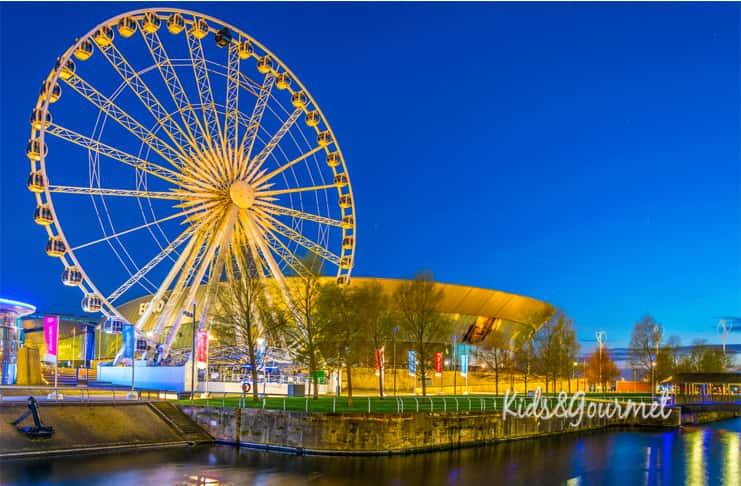 Çocukla tatil için Liverpool'da gezilecek yerler