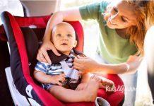 Çocuk oto koltuğu nasıl temizlenir? 6 adımda temizlik