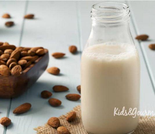 Badem sütü nedir