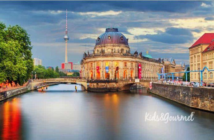 Kültür, eğlence ve tarih dolu Berlin'de çocukla gezilecek yerler