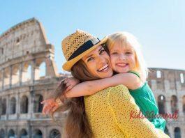 Roma'da çocukla tatil tarihî bir serüvene dönüşür