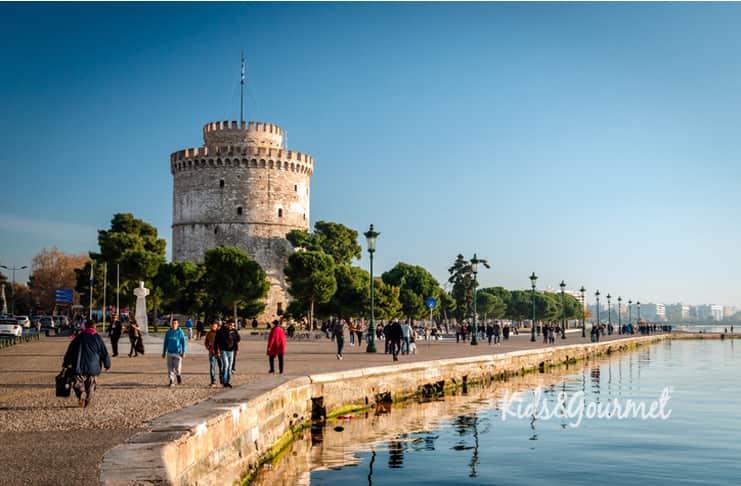 Selanik'te çocuklarla gezilecek yerler