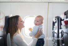 Bebekle uçak yolculuğu için bu 7 öneriyi aklınızda bulundurun