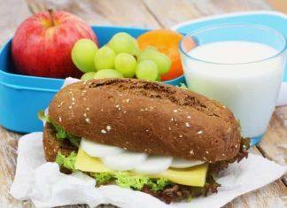 Beslenme çantası için pratik tarifler