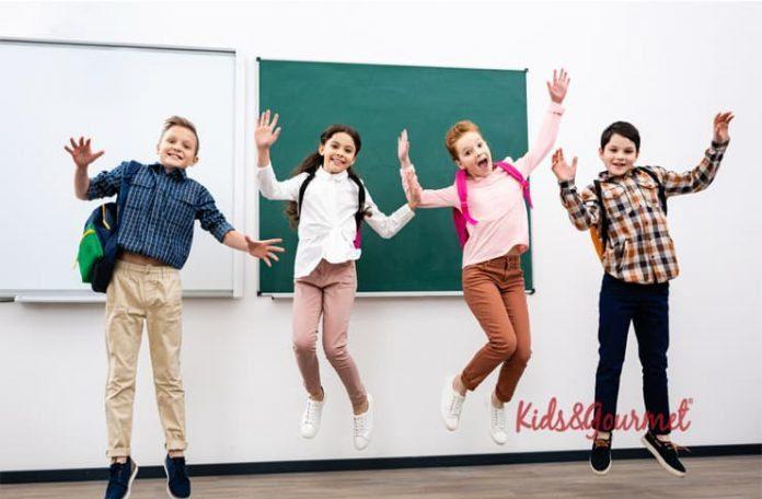 Sınıfta yapılan fiziksel aktivite ders notlarını yükseltebilir