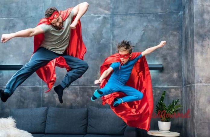 Babalar için 0-6 yaş çocuklarla yapılabilecek etkinlikler
