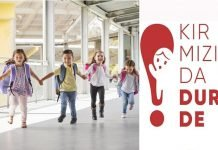 """Çocuk hakları gününde, """"Kırmızıda Dur De!"""""""
