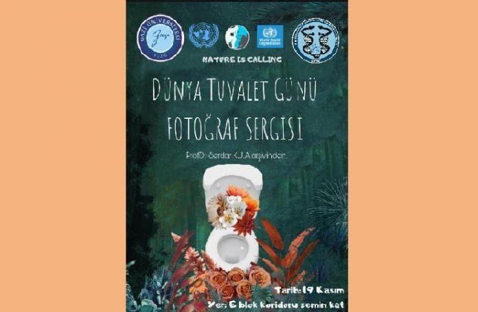 Dünya Tuvalet Günü'ne özel fotoğraf sergisi