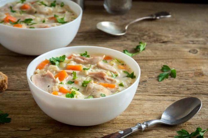 Muradiye çorbası tarifi