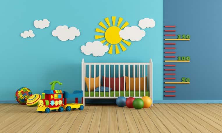 En güzel çocuk oyun odası tasarım fikirleri