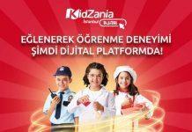 KidZania İstanbul Dijital'de çocuklar eğlenerek öğreniyor