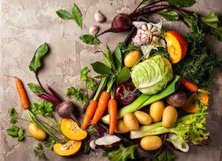 Şubat ayı sebze ve meyveleri