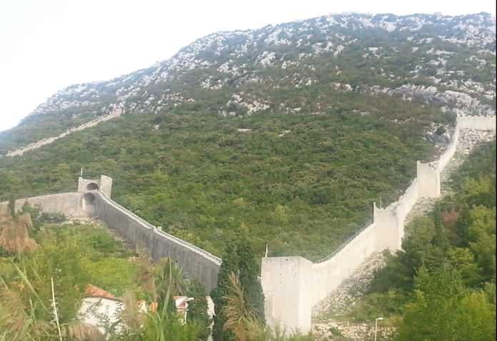 Hırvatistan'da tatil - Ston