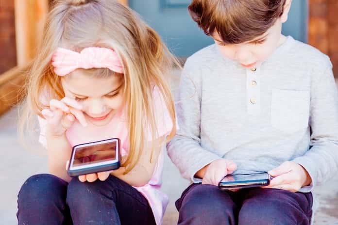 Çocuklar için mobil oyunlar