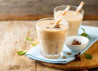 Kolay buzlu Chai Tea Latte nasıl yapılır