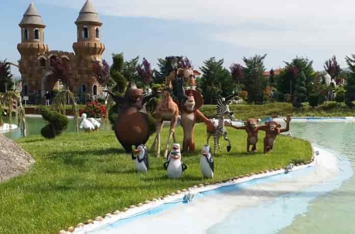 Konya'da çocuklarla gezilebilecek yerler