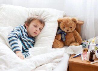 Çocuklarda geniz eti geniz akıntısı ve sinüzit belirtileri ve tedavisi